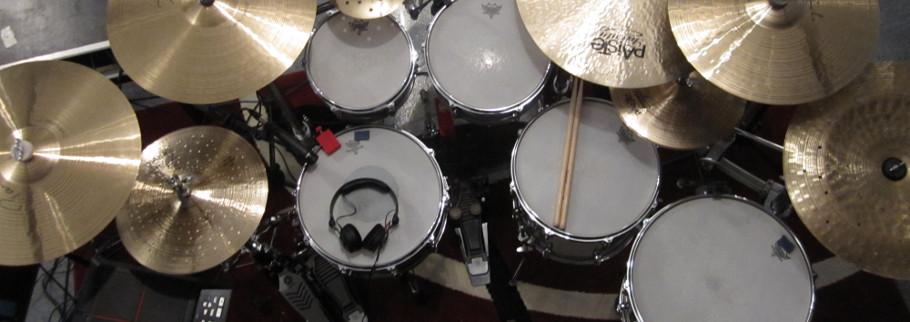 Mein Schlagzeug